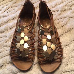 Jessica Simpson Kavella sandals